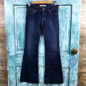 J Brand Love Story Bayou Flare Jeans/Style 72201